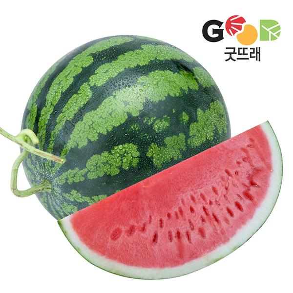 남면농협 / 부여 / 씨드리스수박 / 9kg