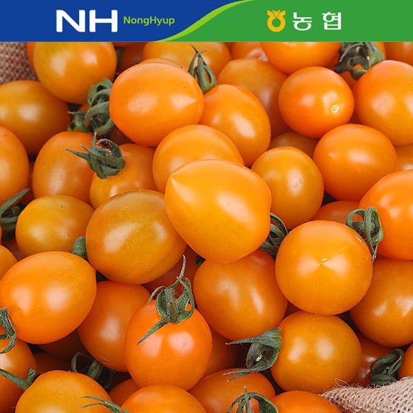 규암농협 / 부여 / 노란대추방울토마토2kg / 부여 굿뜨래 로얄과(1~3번과)