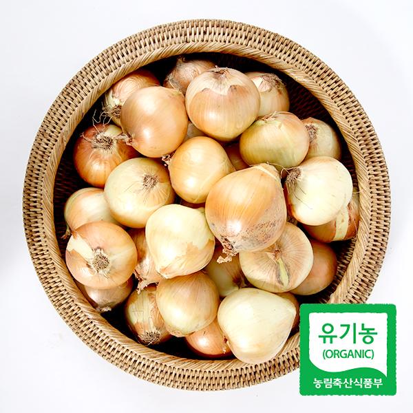 정완농원(청춘예찬)/ 2018 햇양파 / 유기농 양파 / 5kg / 소,중,대