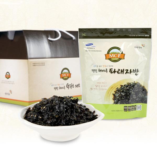 명천맛김 / 당진시 / 파래자반 (10봉)