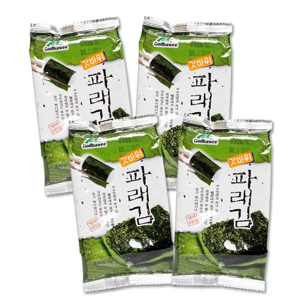 갓바위식품 / 파래도시락김 5gx50봉