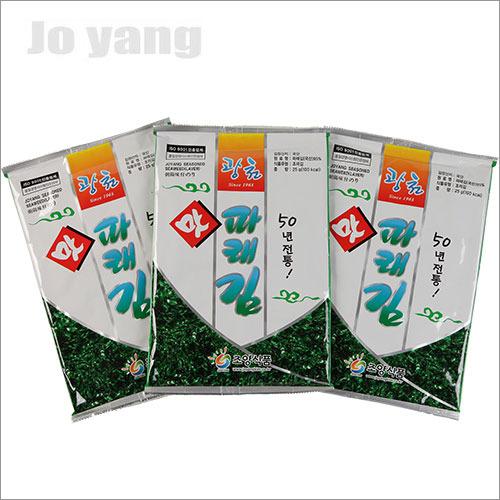 광천조양식품/광천조양맛김/광천김/HACCP인증/파래전장김20g(전장5매)×30봉지