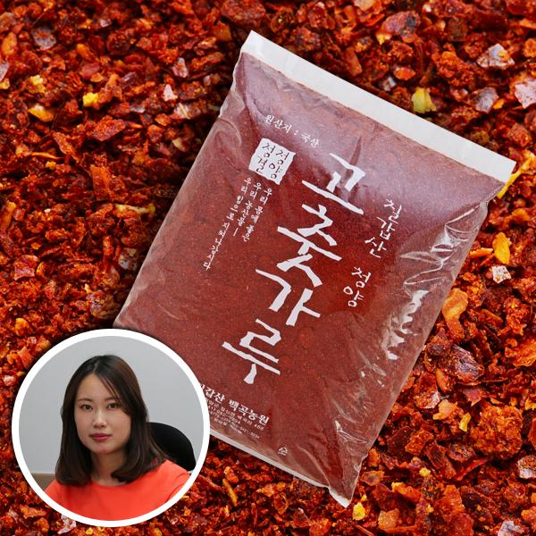 칠갑산백곡농원 / 청양 / 2017년 국내산 햇고춧가루 / 보통매운맛(대용량) 2kg/4kg