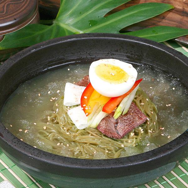 행복한야콘 / 아산 / 야콘냉면 2kg (육수10봉 포함) / 10인분/20인분