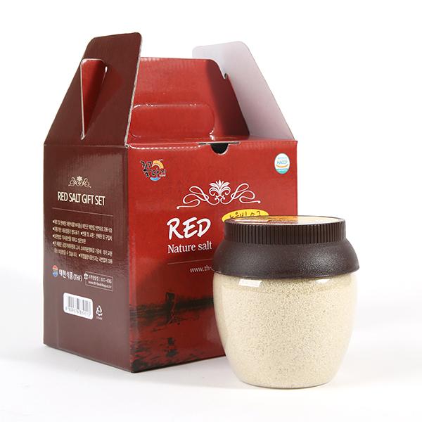 태현식품/레드솔트/RED SALT/선물용/천일염/흑마늘소금/꽃게소금/2B-1호(천일염450g)/2B-2호(흑마늘소금400g)/2B-3호(꽃게소금450g)
