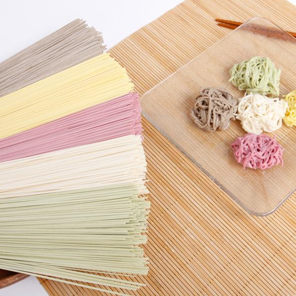 아산풍성한영농조합 / 아산 / 오색국수 400gx2, 2kg(선물용)
