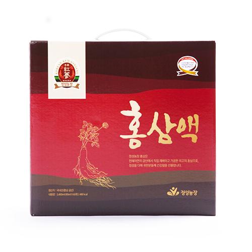 정성농장 / 금산 / 100%홍삼추출액 / 5년근 홍삼액 90mlx60포