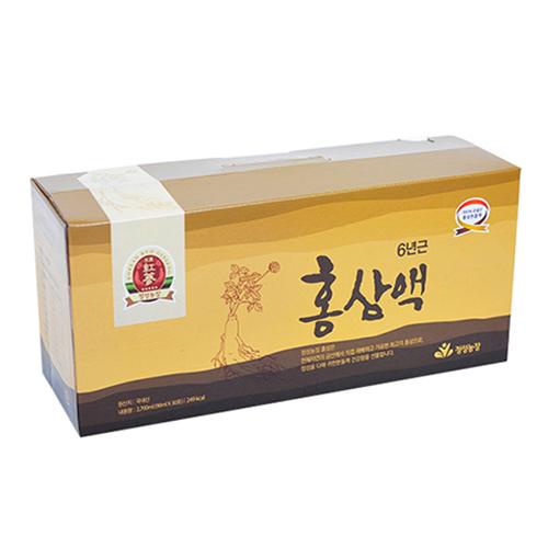 정성농장 / 금산 / 100% 홍삼추출액 / 6년근 홍삼액 90mlx30포