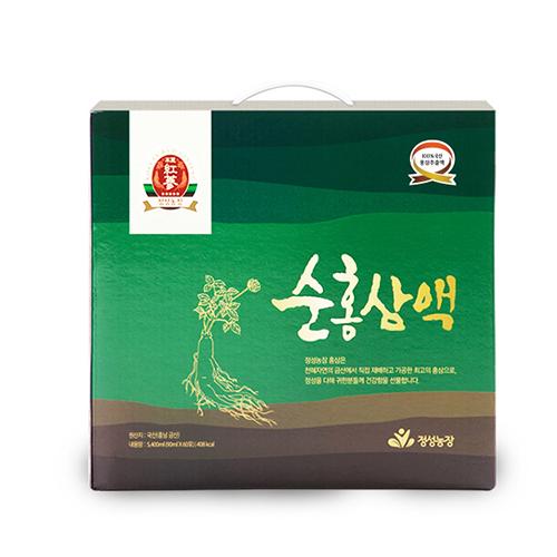 정성농장 / 금산 / 100%홍삼추출액 / 순한홍삼액 90mlx60포