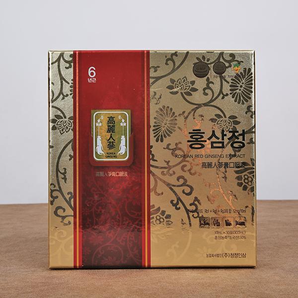 금산힐링푸드 / 금산 / 홍삼정 스틱 300ml(10mlx30포)