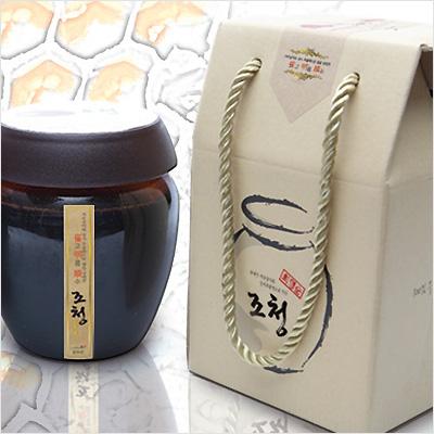 운두란 / 조청 / 조청 수수 / 조청 할미꿀 / 500g, 1kg